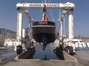 Insurance update Survey with Olsen Marine