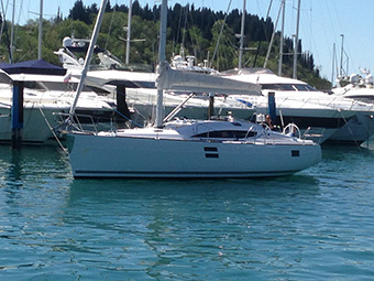 Elan 394 Impression Launched