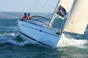 Elan 450 - Yacht Surveys in Devon, Cornwall and Europe